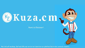 kuza.cm, number one classifed ad market in Cameroon